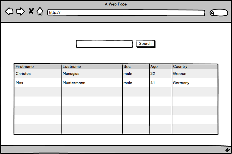 Balsamiq mockup for article about .NET attribute and CallerMemberName